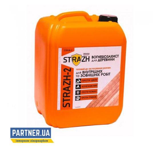 Огнебиозащита внутренняя Страж-2 БС-13 5 л