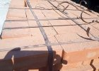 Кирпич рядовой полнотелый М 125 Валки