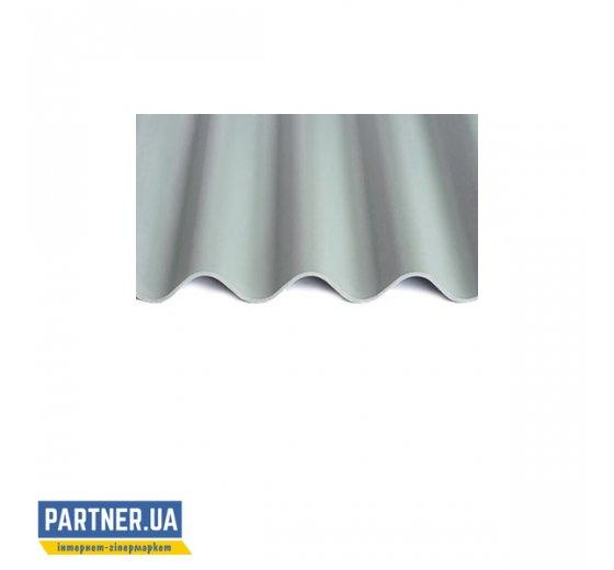 Шифер волокнистоцементный FIBRODAH modern 1130х585, серый
