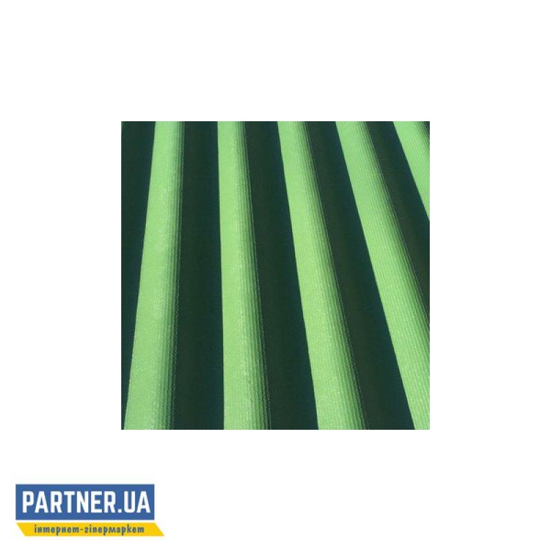 Шифер волокнистоцементный FIBRODAH modern 1130х585, зеленый