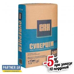 Акция! - Цемент ПЦ II-А-Ш-500 CRH 25 кг