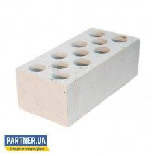 Кирпич рядовой силикатный М150 пустотелый, полуторный (навал)