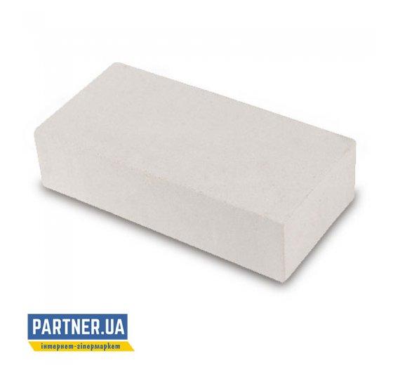 Кирпич рядовой силикатный М200 полнотелый (пакет)