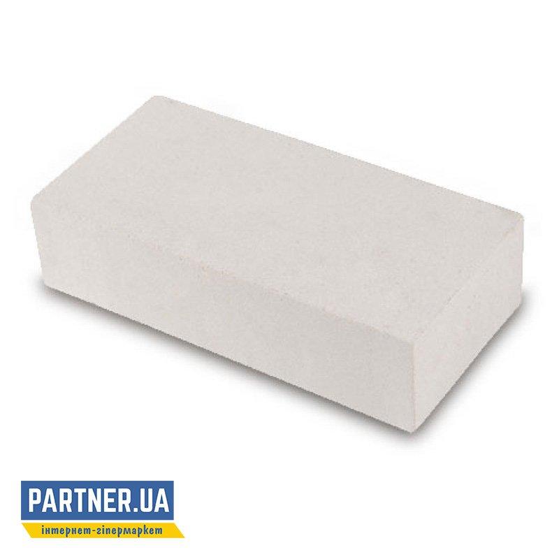 Кирпич рядовой силикатный М150 полнотелый (пакет)
