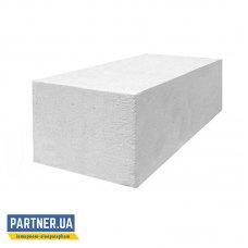 Газоблок AEROC стеновой D400 гладкий, Березань 250х200х600
