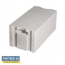 Газоблок AEROC стеновой D400 паз-гребень, Березань 250х200х600