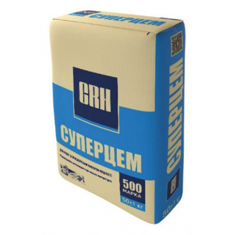 Цемент ПЦ II-А-Ш-500 CRH 25 кг