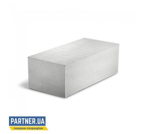 Газоблок Стоунлайт стеновой D400-D500 гладкий 360х200х600