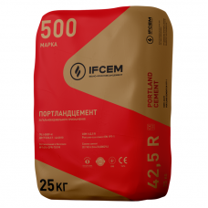 Цемент ПЦ I-500Р Ивано-Франковск 25 кг