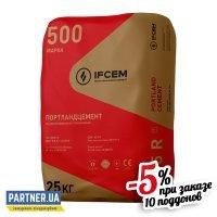 Акция! - Цемент ПЦ I-500Р Ивано-Франковск 25 кг