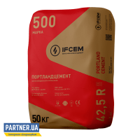 Цемент ПЦ I-500Р Ивано-Франковск 50 кг