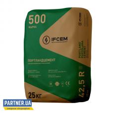 Цемент ПЦ ІІ/А-Ш-500Р-Н Ивано-Франковск 25 кг