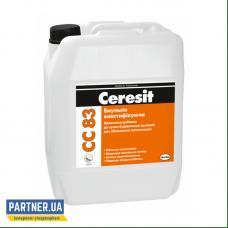 Эмульсия эластифицирующая Ceresit CC 83 10 л
