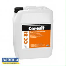 Эмульсия контактная Ceresit CC 81 10 л