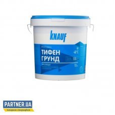 Грунтовка Кнауф (Knauf) Тифенгрунд, 10 кг