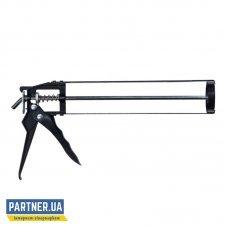 Пистолет для герметика и жидких гвоздей скелетный