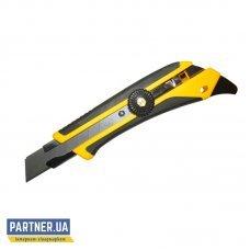 Нож прорезной 18 мм с винтовым фиксатором