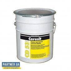 Краска Церезит ЦД-53 (Ceresit CD 53) защитная, комп. А, 16,4 кг