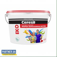 Краска Церезит Эко (Ceresit EKO) 10 л