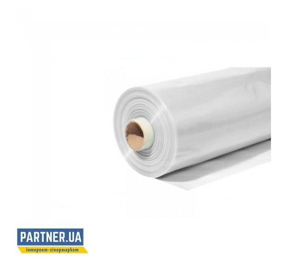 Пленка полиэтиленовая 200 мк полурукав 1,5х50 м, 2 сорт