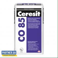 Добавка для приготовления стяжек и штукатурок Ceresit CO 85 25 кг