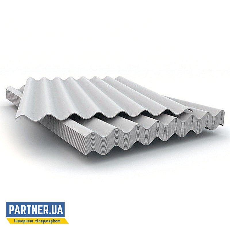 Шифер 8-волновой Ивано-Франковск 1750x1130x5,5