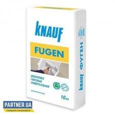 Шпаклевка для швов Кнауф Фугенфюллер (Knauf Fugenfuller) гипсовая 10 кг