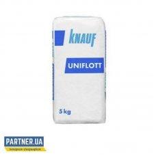 Шпаклевка KNAUF (КНАУФ) Унифлот, гипсовая, 5 кг