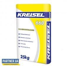Шпаклевка Крайзель 660 (Kreisel 660) 25 кг