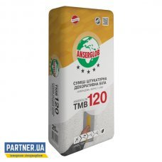 "Штукатурка Ансерглоб ""Камешковая"" TMB 120 (Anserglob) декоративная 25 кг"