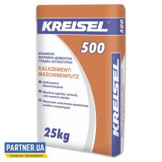 Штукатурка машинная Крайзель 500 (Kreisel 500) 25 кг