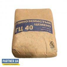 Цемент глиноземистый ГЦ-40, 50 кг