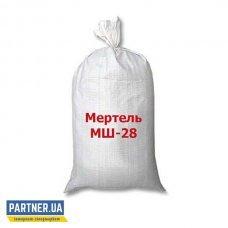 Мертель шамотный МШ-28 ВАОК, 25 кг