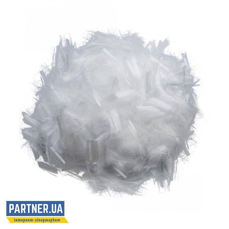 Волокно армирующее полипропиленовое 12 мм, 0,9 кг