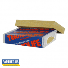 Утеплитель базальтовый Термолайф 150 (ТЛ Пол С), 1000х600х100 мм, 1,2 м2/уп