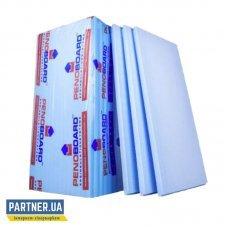 Пенополистирольные плиты ПЕНОБОРД (PENOBOARD), экструдированные, 1,20х0,55 м